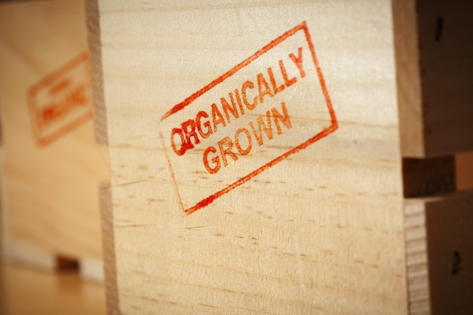 Opt for Organic, Sustainably-Harvested Materials