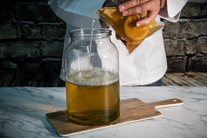 How to Brew Kombucha Safely