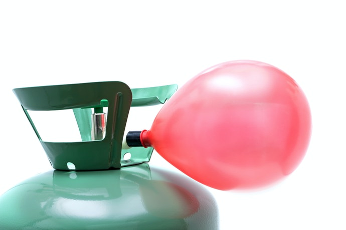 Get a Helium Pump for Floating Balloons