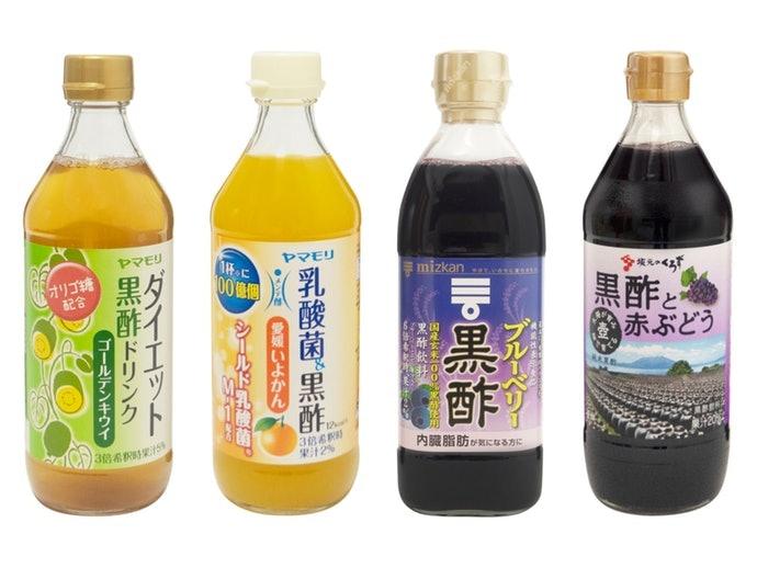 Straight Black Vinegar is Versatile and Cheap