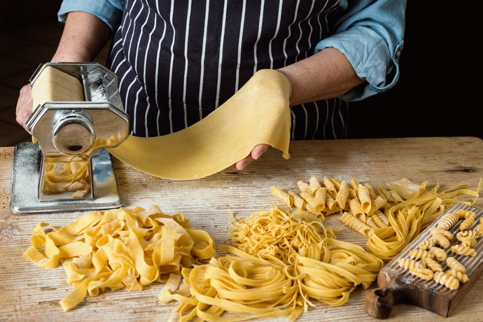 Manual Pasta Makers Are Reliable but Require More Effort