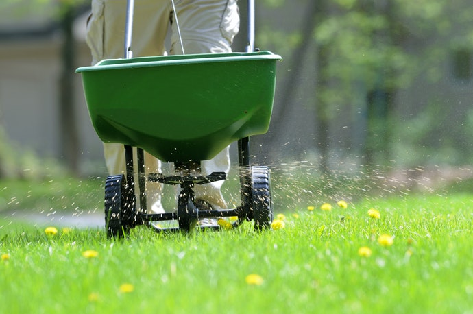 Some Types of Fertilizers Can Help Prepare the Soil