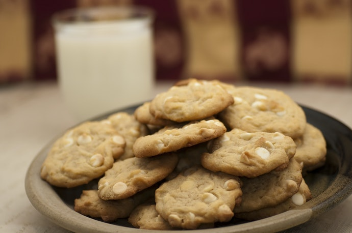 White Chocolate Chips Will Deliver Extra Richness and Creaminess