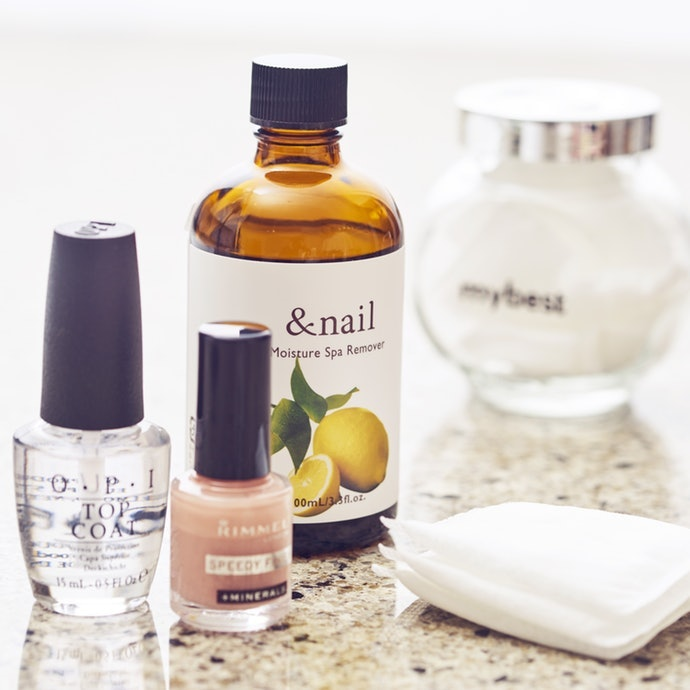 What if I Don't Want to Use Nail Polish Remover?