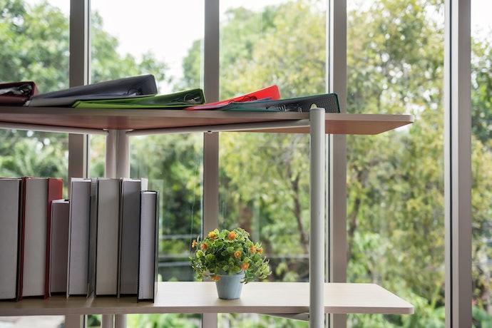 Get a Desk Shelf Made of Quality Materials