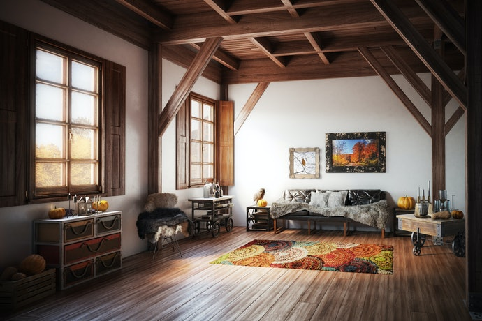 Choose for Wood for a Rustic Look