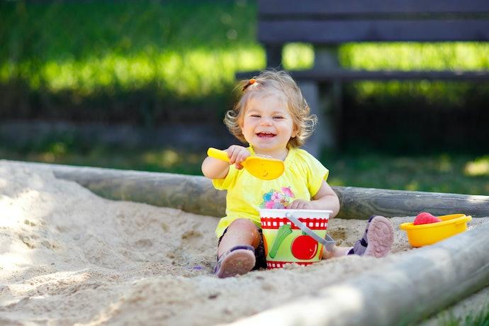 Toddlers and Preschoolers Appreciate Toys That are Non-Complex