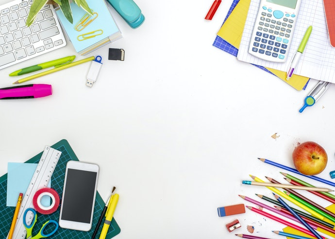 Be Prepared for High School Supplies Necessities