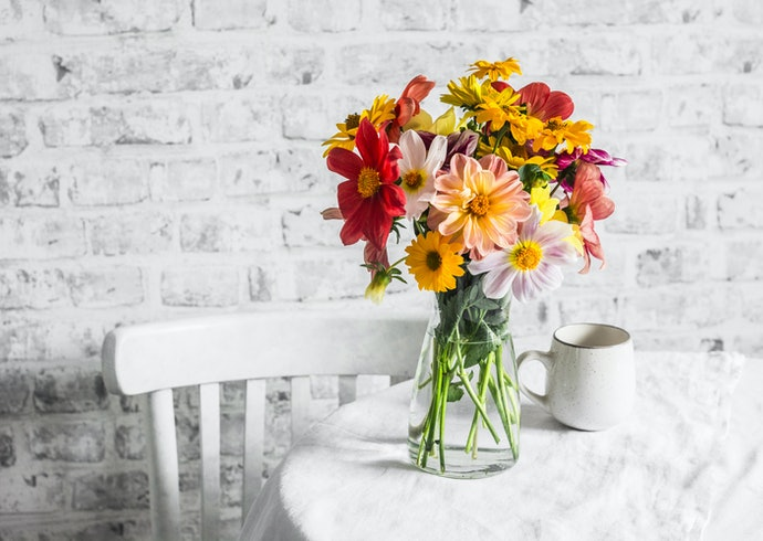 Cheerful Flowers for Happy Occasions