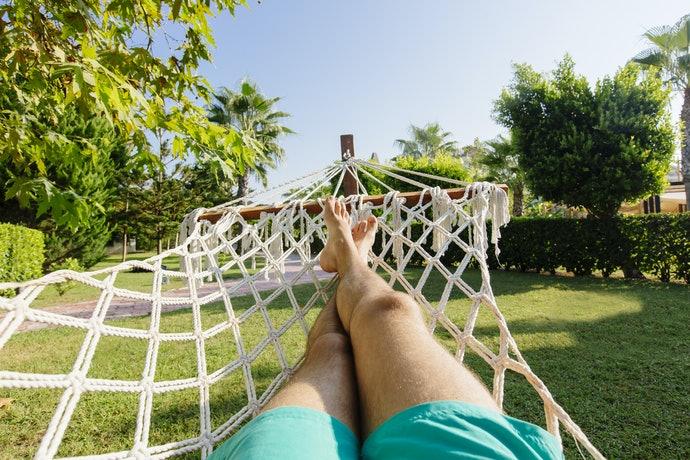 For Hot, Humid Areas, Choose Rope Hammocks