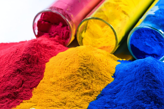 Choose Single-Pigment Paints, With No Binders or Fillers
