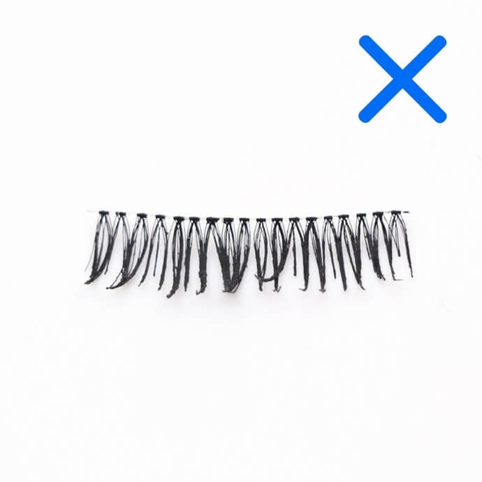 Mascara That Bundles up the Lashes Tended to Be More Difficult to Remove