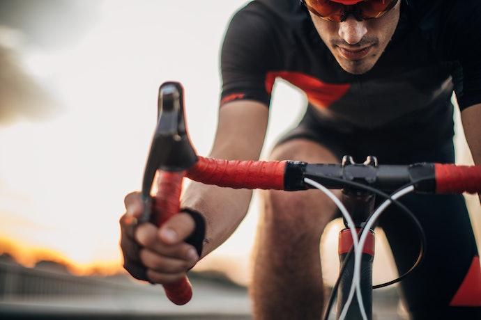 Road Biking Gloves for Shock Absorption