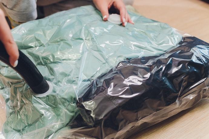Consider Vacuum-Sealed Bags