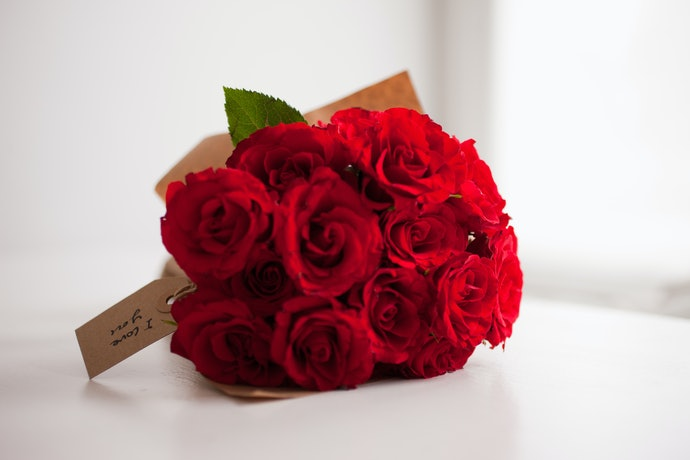 Roses and More for Romantic Love