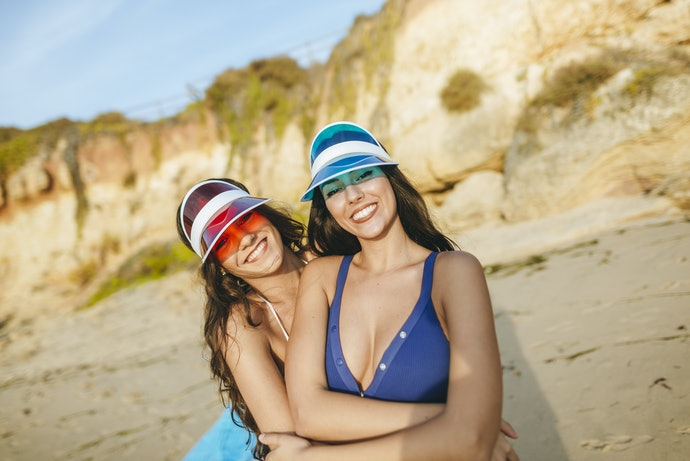 Select from Different Sun Hat Styles
