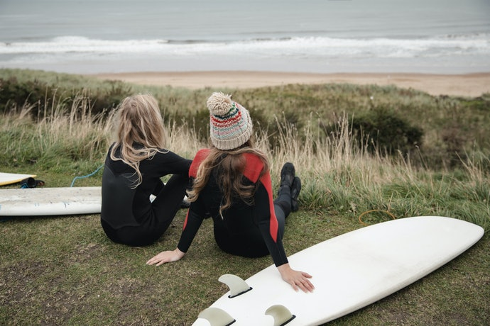 Match the Wetsuit Thickness to Your Insulation Needs