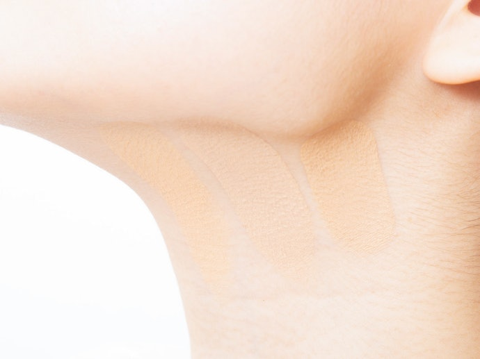 Get a Shade That Blends in With Both Your Face and Your Neck