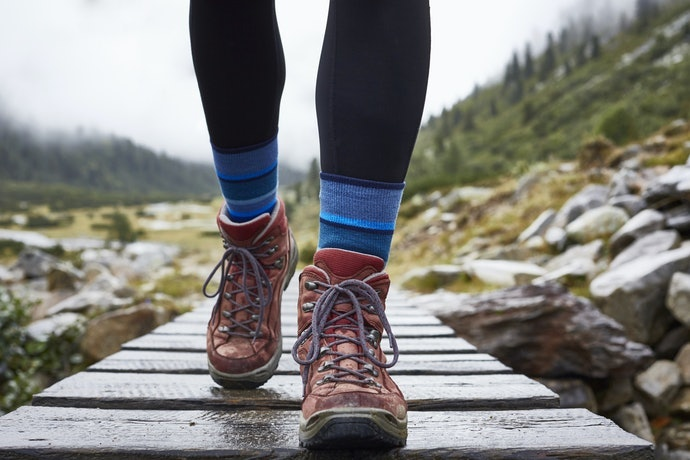 Wear Day-Hiker Boots for Short Trips or Light Backpacking Hikes