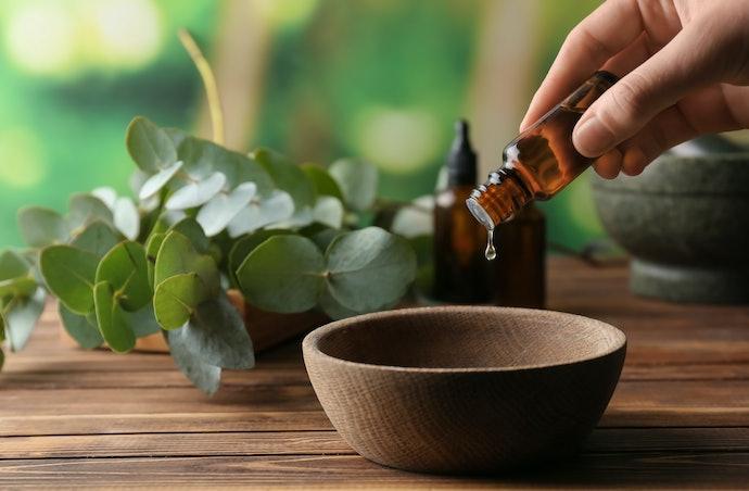 Eucalyptus, Hemp and Tea Tree Oil Boost Beard Growth