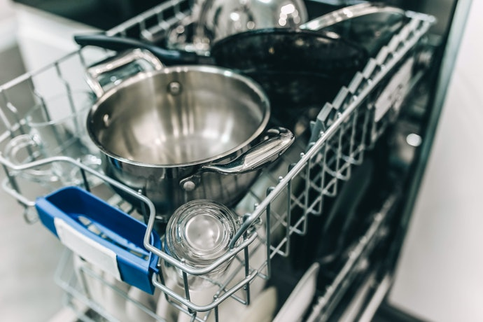 Rolling Dishwashers for Easy Storage