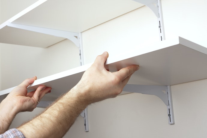 Choose a Mountable Organizer to Save Space