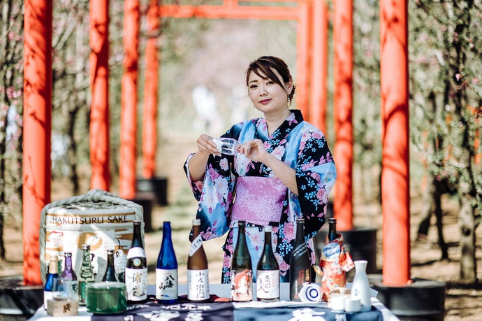 Extra Tips From Sake Expert Sandra Gwee