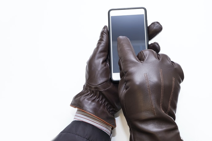 Leather is Naturally Touchscreen-Compatible