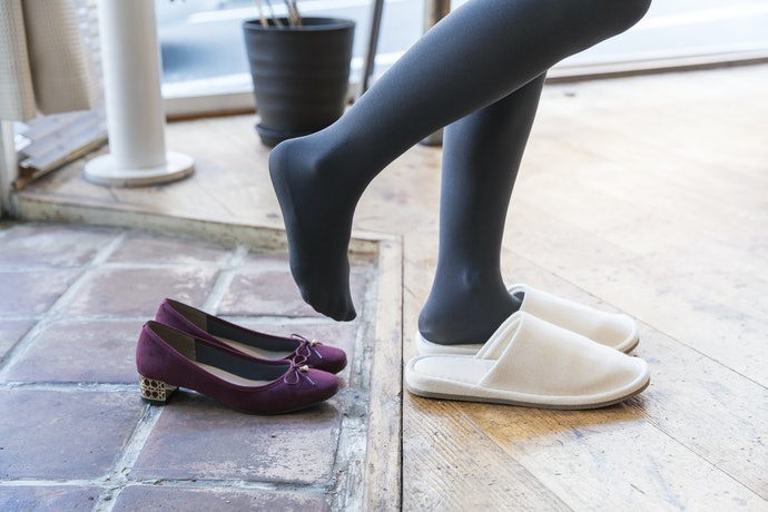 Slip-Ons to Save Time and Energy