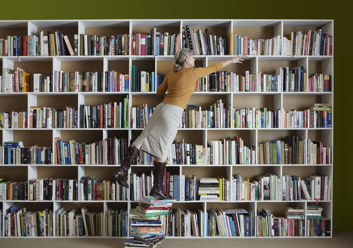 Choose a Capacity That Can Hold All of Your Books