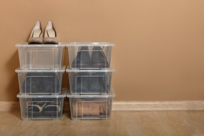 Plastic Storage Containers Come in All Sizes