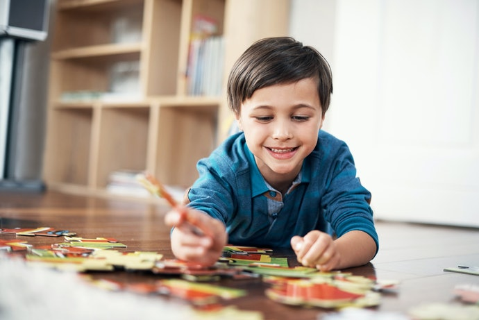 Educational Floor Puzzles are Great for Preschoolers