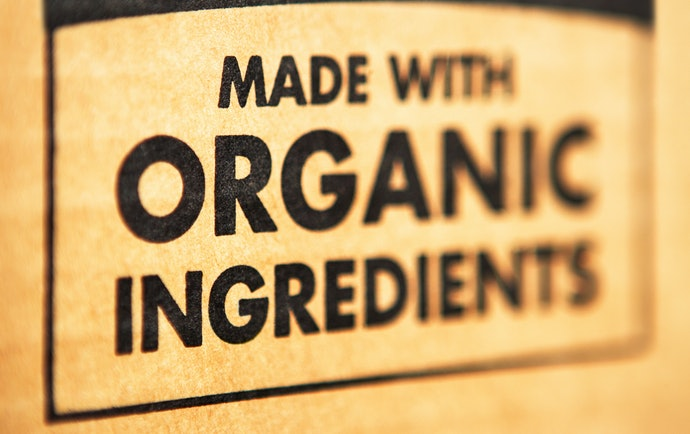 Organic Options Can Help You Avoid Artificial Additives