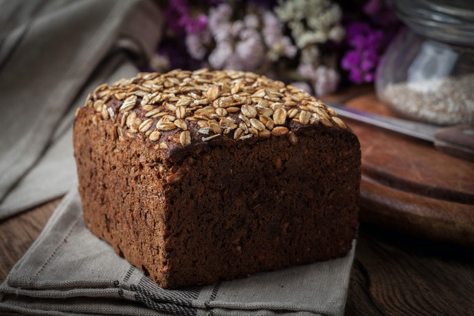 Sprouted Bread for Added Nutrition