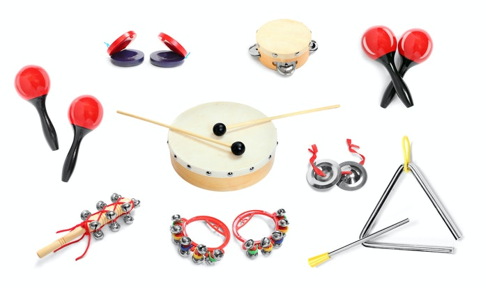 Consider a Set to Try a Bunch of Different Instruments