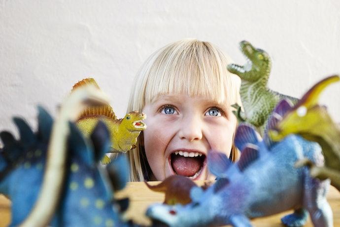 Preschoolers Need Their Imagination Stimulated