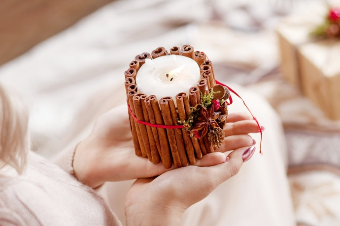 Unwind With Sweet and Spicy Scents