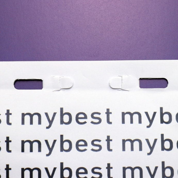 Choose Based on How Neat the Binding Mark is