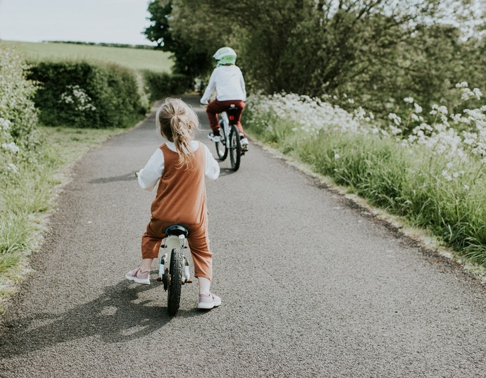 Consider a Balance Bike With Optional Pedals