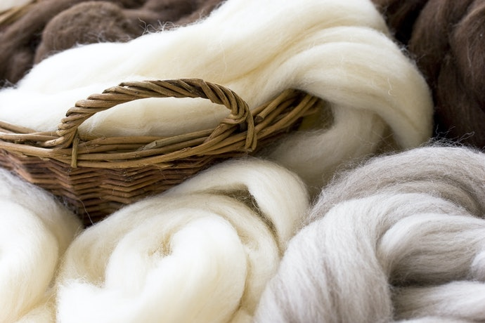 Wool Is Flexible and Comfortable