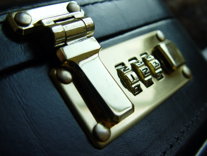Keep Things Secure With a Lock