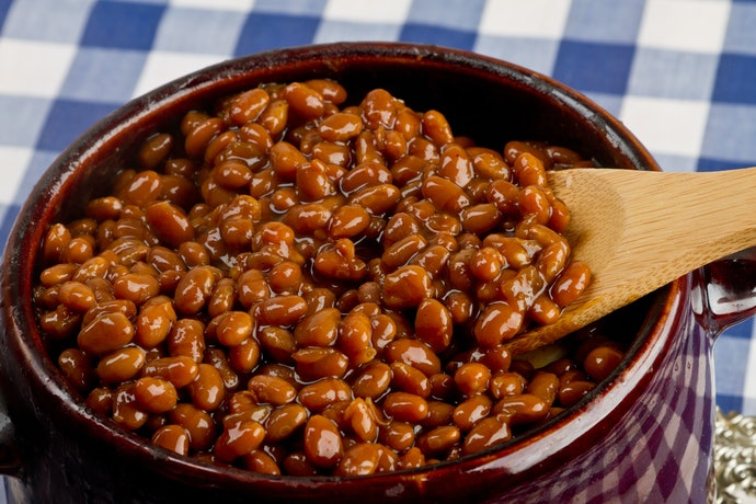 Craving Baked Beans? You'll Need Navy Beans!