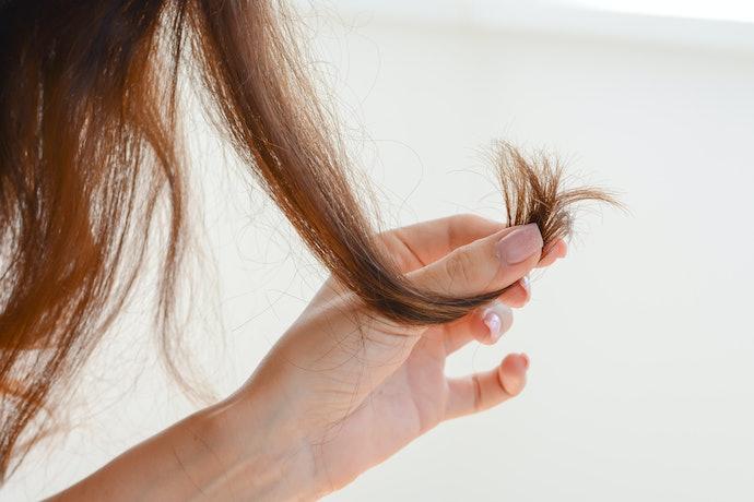 Nourishing Hair Oil for Damaged Hair