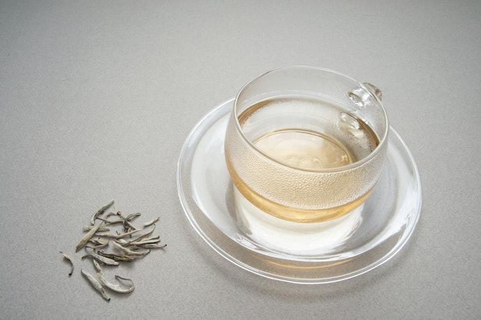 Go Light With White Tea