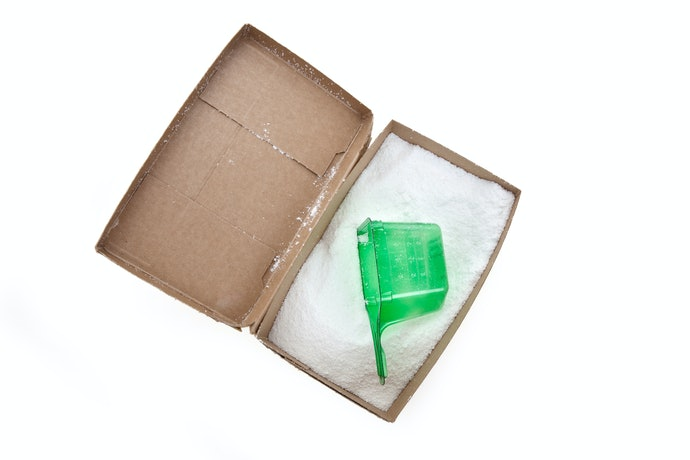 Powdered Detergent Often Has Eco-Friendly Packaging