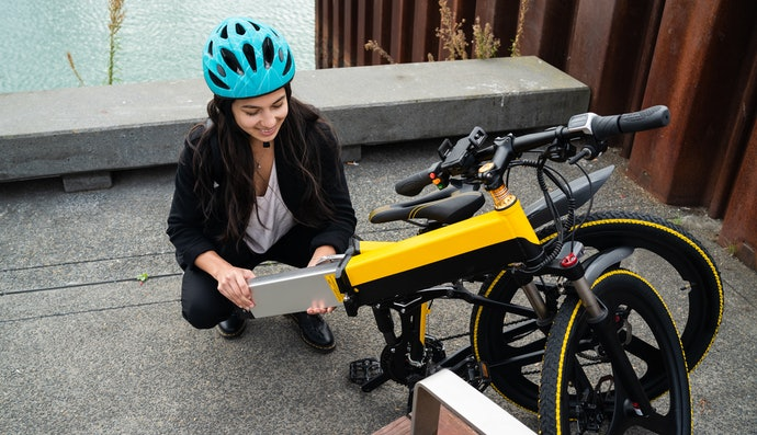Consider Fat or Foldable E-Bikes