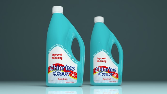 Chlorine Can Dull Your Hair Color