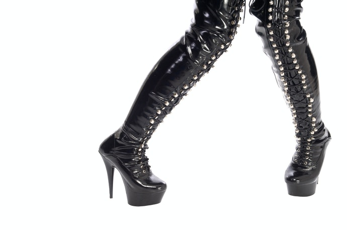 Heel Height Makes it Easier or Harder to Walk