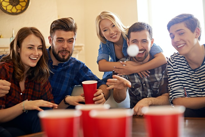 Get Games and Challenges for Playful Beer Drinkers