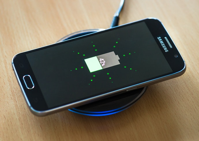 Look for Smart Charging Technology